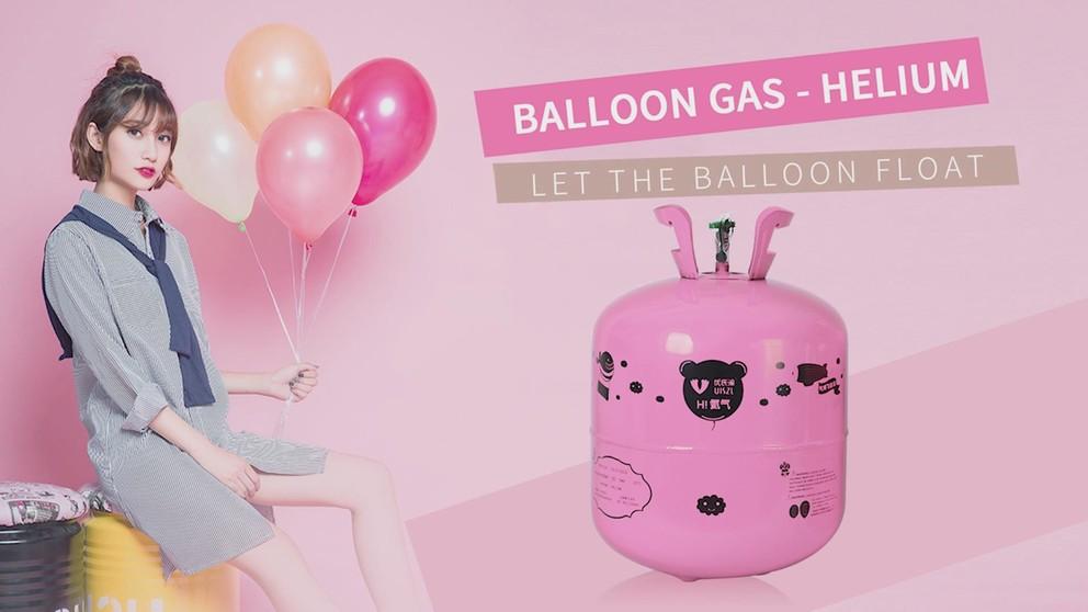 Helium Tanks