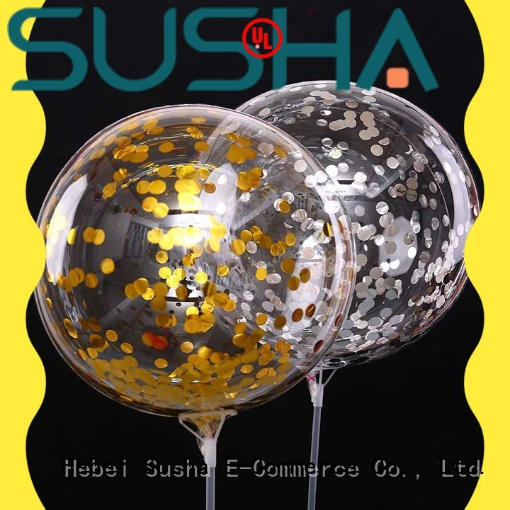 Susha 18 inches party balloons manufacturer for celebration activities