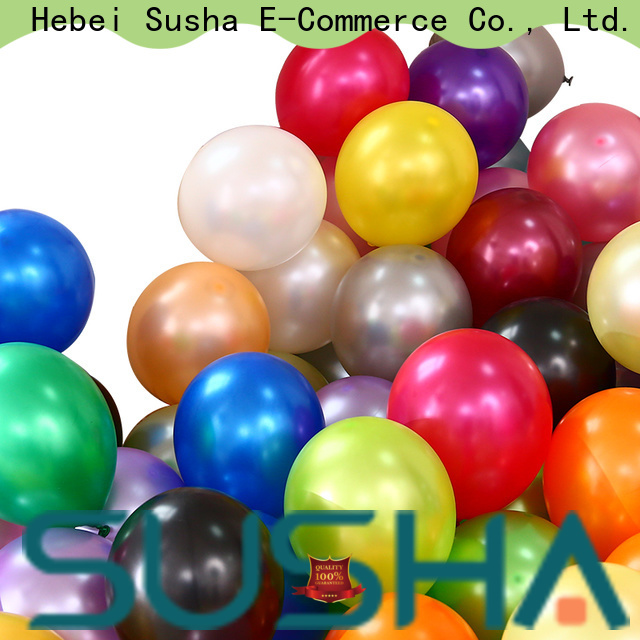 18 inches latex balloons China factory for birthday parties