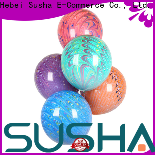 Susha wedding balloons manufacturer for celebration activities