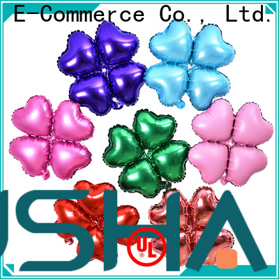 dedicated foil balloons wholesale for birthday