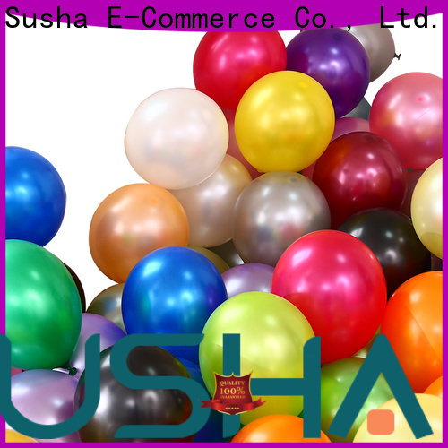 18 inches confetti balloons manufacturer for celebration activities
