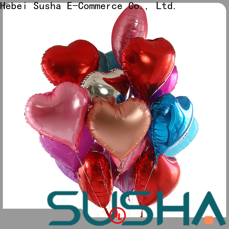 Susha foil balloons buy now for anniversaries