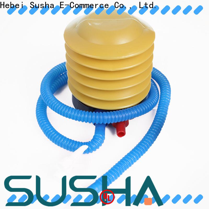 Susha hand push helium canister factory price for birthday