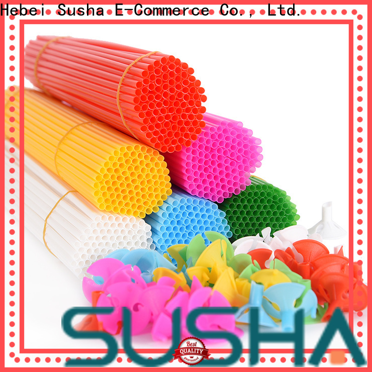 hand push balloon accessories factory price for celebration activities