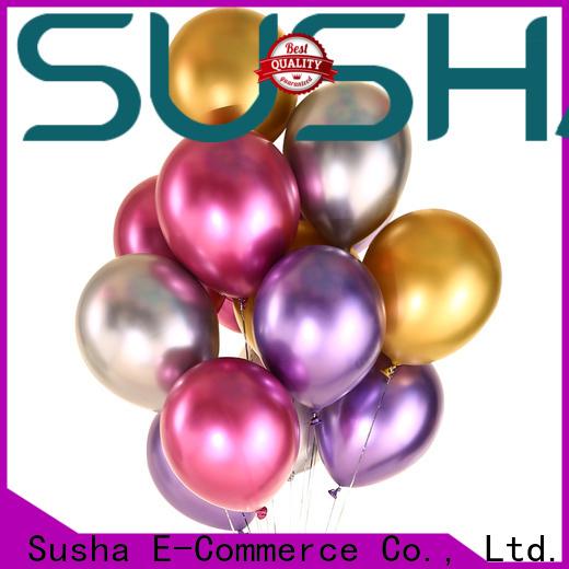 Susha wedding balloons manufacturer for wedding