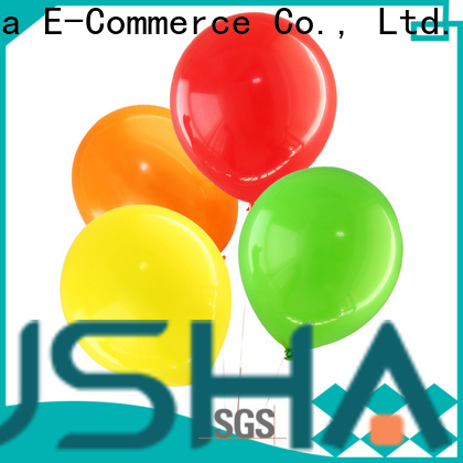 transparent party balloons China factory for celebration activities
