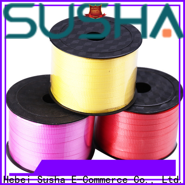 Susha hand push balloon accessories factory price for celebration activities