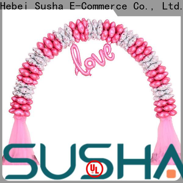 Susha wedding decoration helium canister factory price for celebration activities