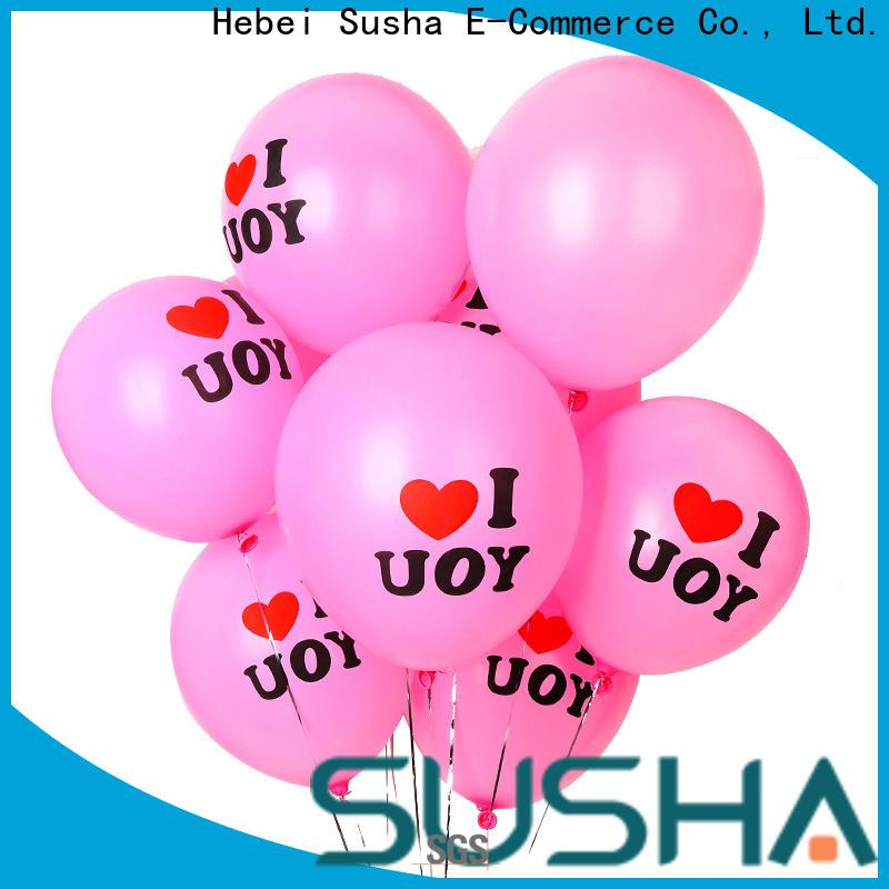 heart-shaped wedding balloons manufacturer for wedding