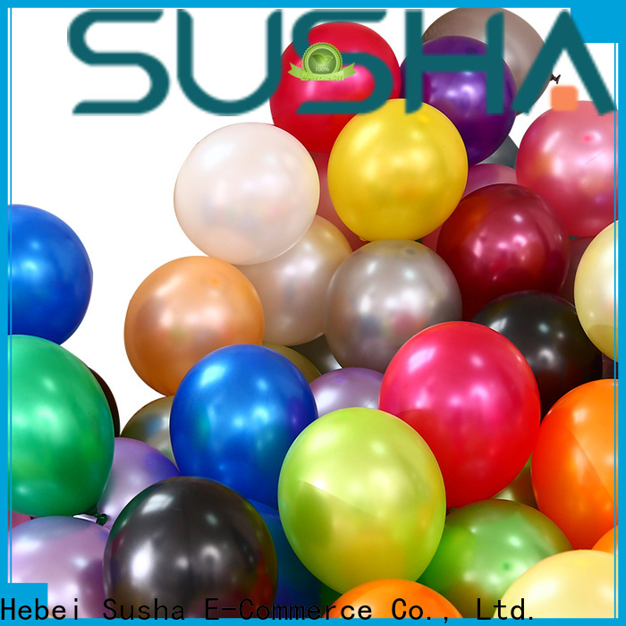 Susha confetti confetti balloons manufacturer for birthday parties