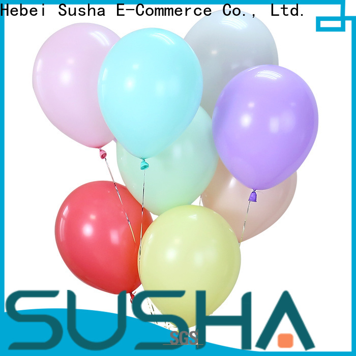 Susha peacock party balloons China factory for wedding