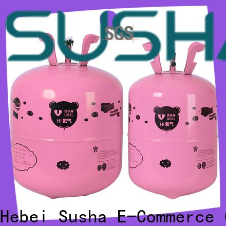 Susha hand push balloon accessories factory price for birthday