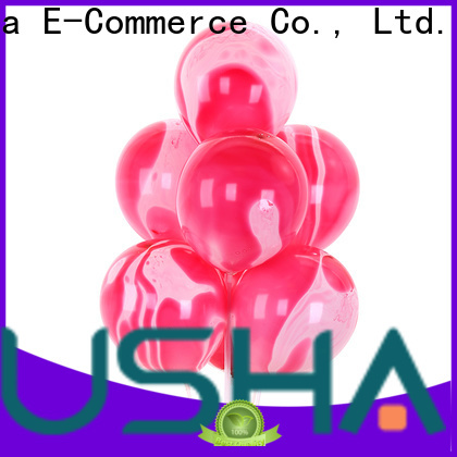 peacock confetti balloons manufacturer for celebration activities