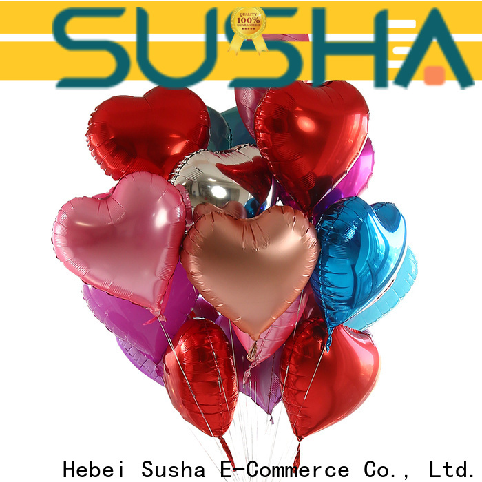 Susha foil balloons online for proposal