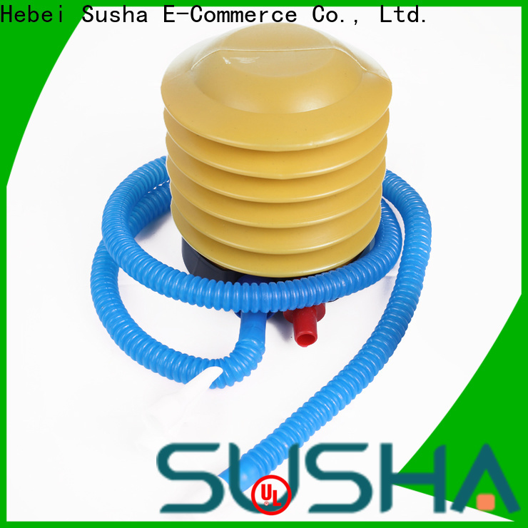 Susha hand push helium canister factory price for celebration activities