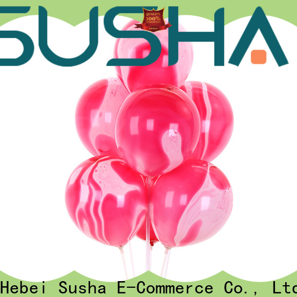 transparent wedding balloons China factory for celebration activities