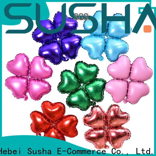 Susha foil balloons manufacturer for engagement