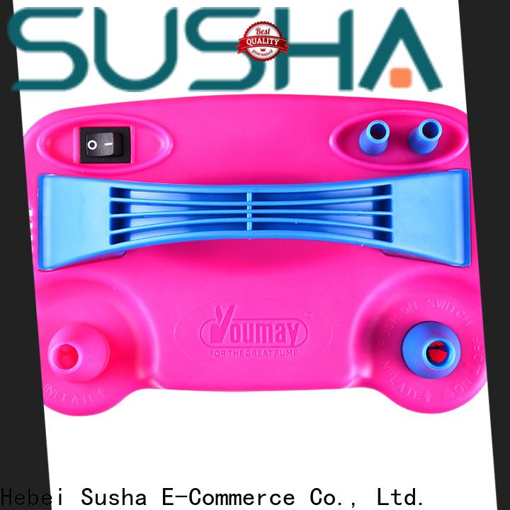 Susha electric balloon pump customization for birthday