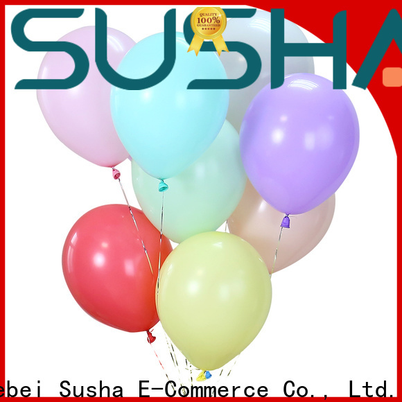 18 inches party balloons China factory for birthday parties