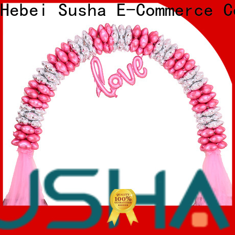 Susha helium canister factory price for birthday