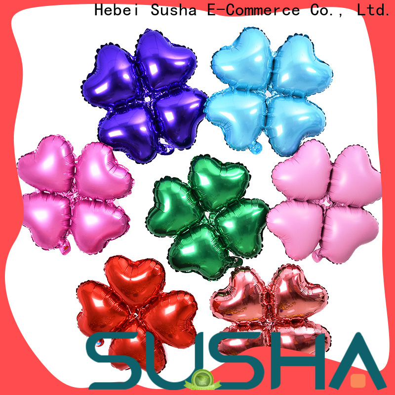 Susha dedicated foil number balloons buy now for proposal