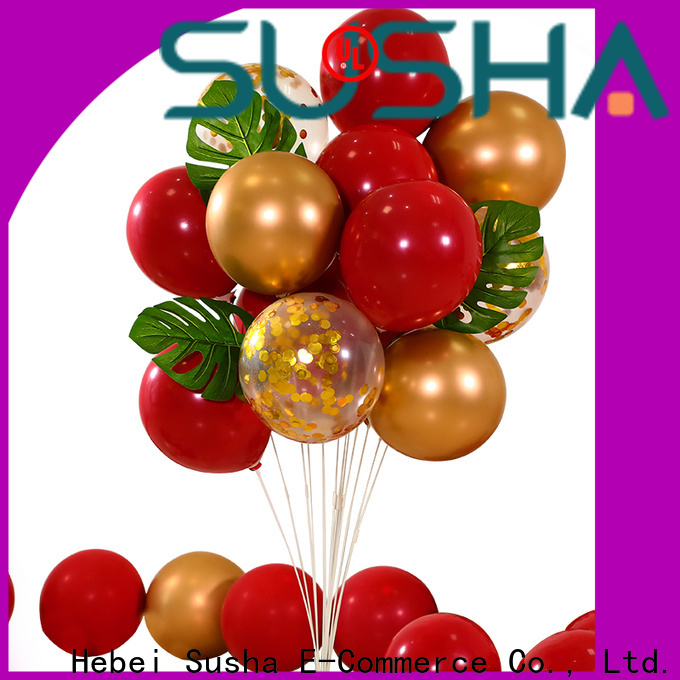 18 inches latex balloons China factory for wedding