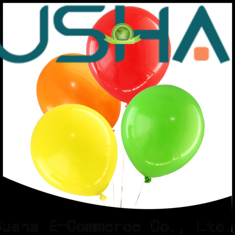 Susha 18 inches confetti balloons China factory for birthday parties