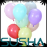 transparent party balloons manufacturer for celebration activities