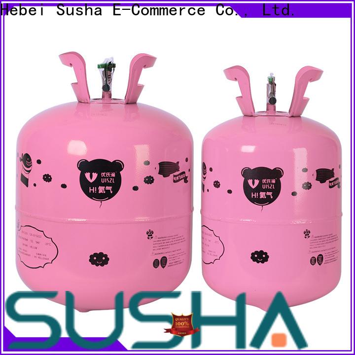 Susha hand push helium canister buy now for birthday