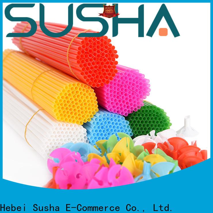 Susha handheld electric balloon pump factory price for birthday