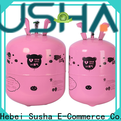 hand push helium canister customization for celebration activities