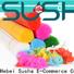 Susha handheld electric balloon pump customization for celebration activities