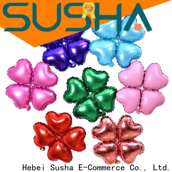 Susha dedicated foil heart balloons online for birthday