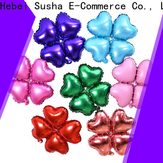 heart cheap foil balloons wholesale online for anniversaries