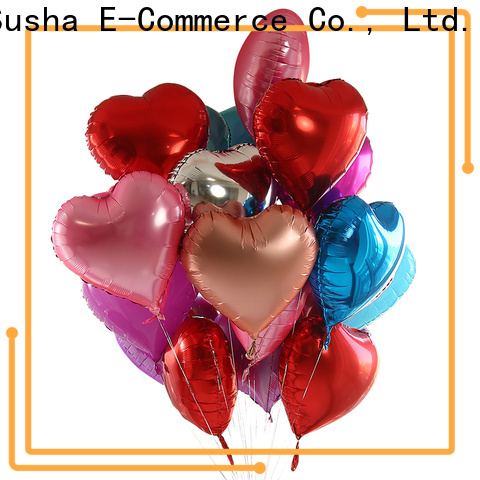 Susha Susha rose gold star balloons online for proposal