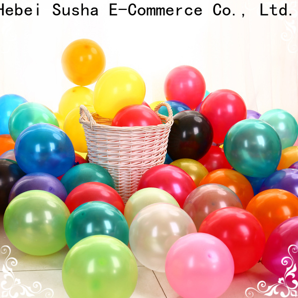 Susha heart-shaped 18 inch balloon for businessr for wedding