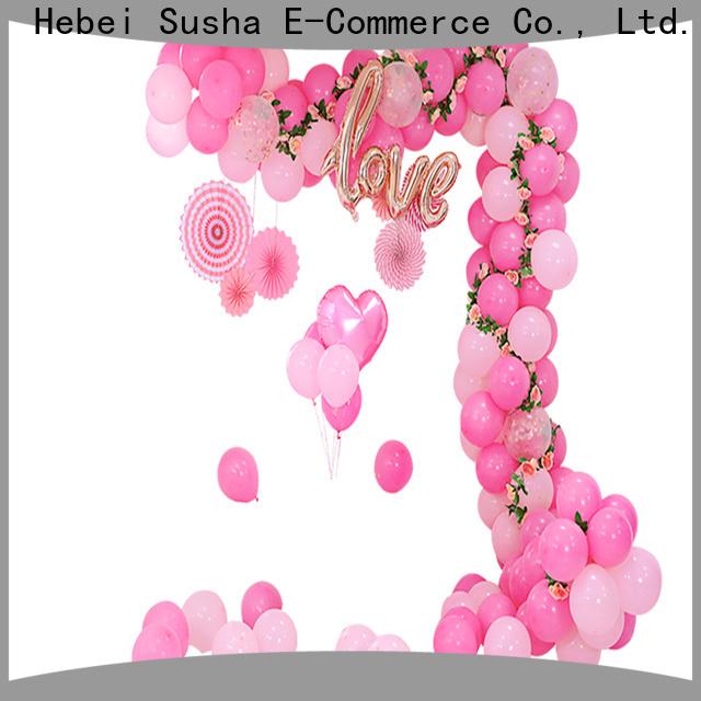 wedding decoration balloon air pump helium factory for celebration activities