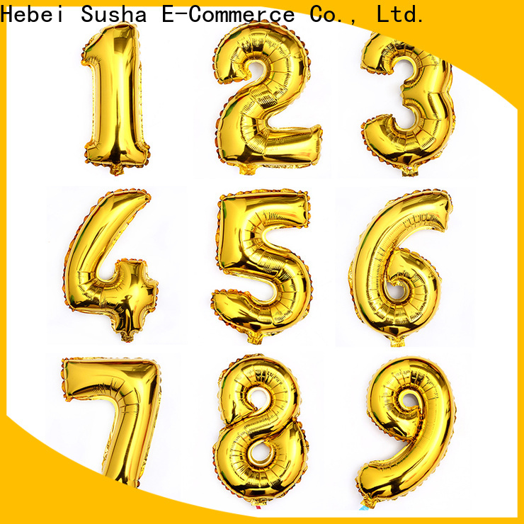 Susha number buy foil balloons online manufacturers for anniversaries
