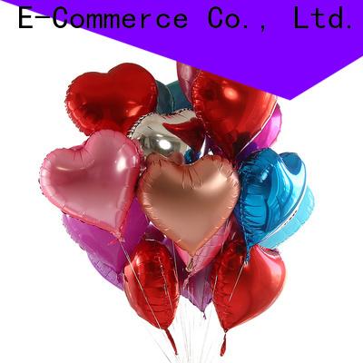 Susha aluminium foil balloon manufacturer for wedding