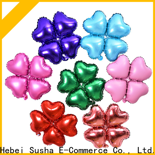 Susha Best party letter balloons company for proposal
