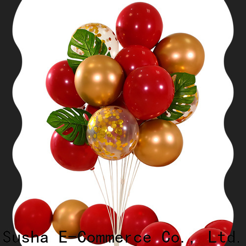 Wholesale latex balloons company for birthday parties