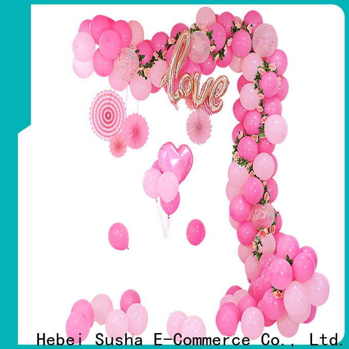 Susha balloon arch stands manufacturers for wedding