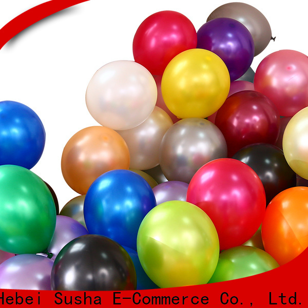 Susha High-quality pearl balloons Suppliers for birthday parties