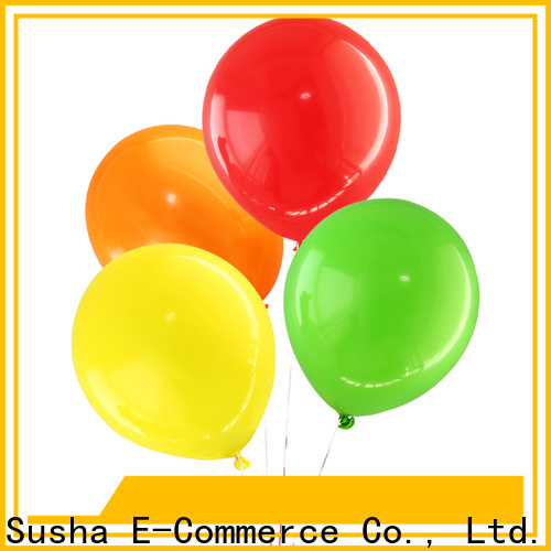 Wholesale happy birthday balloons manufacture for birthday parties