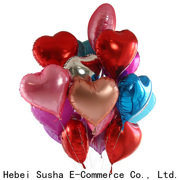 Susha 18 inches dollar tree foil balloons online for wedding