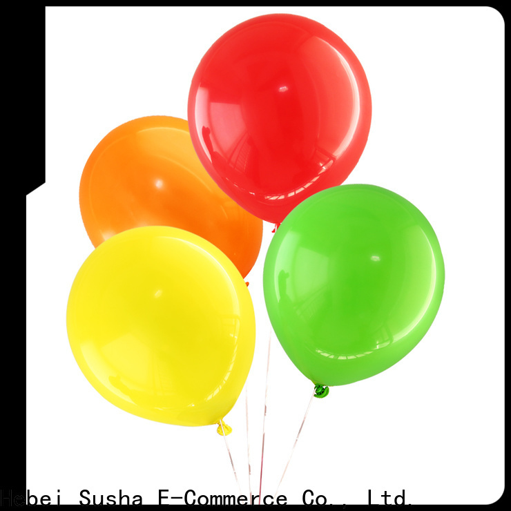 Susha letter balloons manufacture for birthday parties