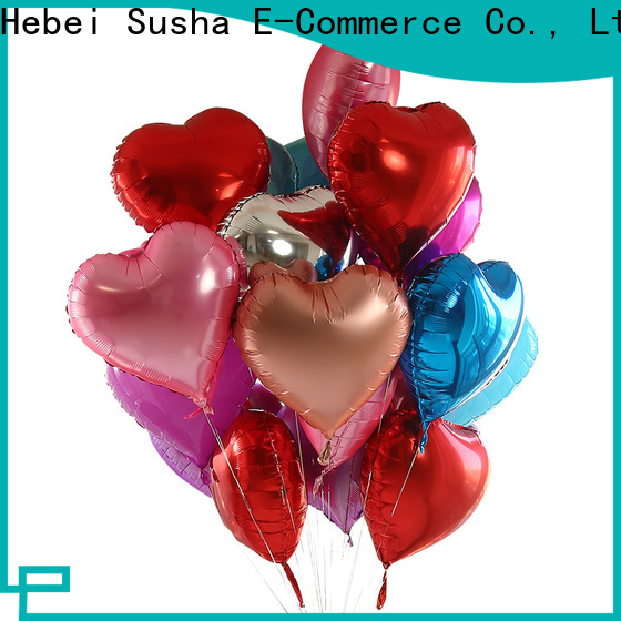 number bee foil balloon buy now for proposal
