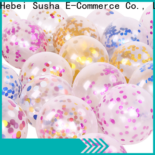 Susha 18 inches table balloon stand company for wedding