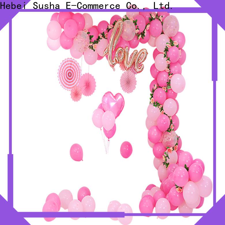 Susha High-quality balloon holders customization for wedding
